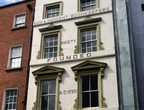 Sick & Indigent Roomkeepers- Palace Street Peter Pearson